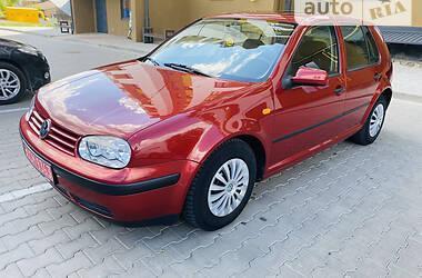 Хэтчбек Volkswagen Golf IV 1999 в Луцке