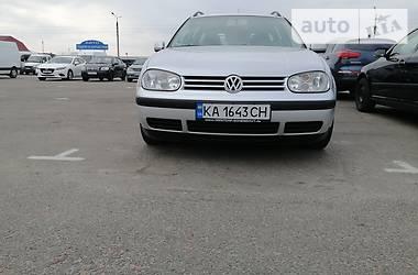 Универсал Volkswagen Golf IV 2003 в Киеве