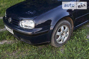 Купе Volkswagen Golf IV 1999 в Рогатине