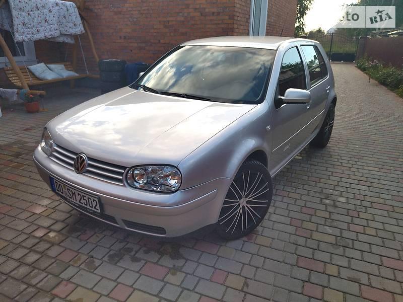 Volkswagen Golf IV MPI