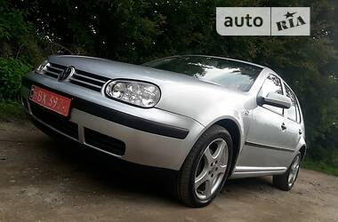 Хетчбек Volkswagen Golf IV 2001 в Хмельницькому