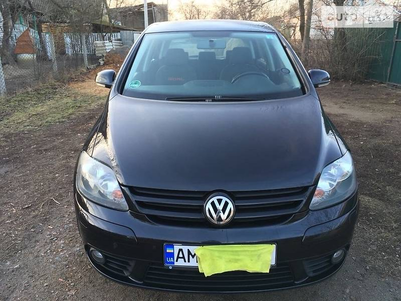 Volkswagen Golf Plus 2006 в Житомире