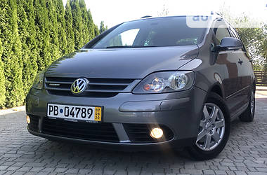 Volkswagen Golf Plus 2008 в Самборе