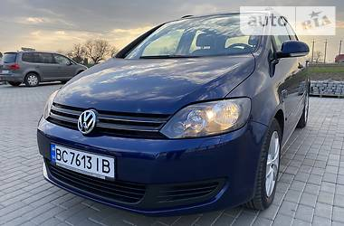 Volkswagen Golf Plus 2009 в Львове