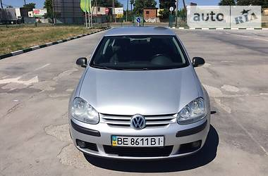 Volkswagen Golf V 2006 в Первомайске