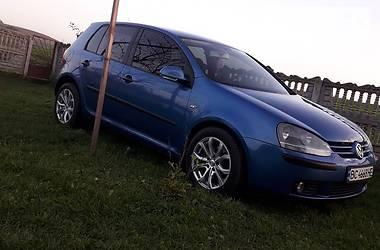 Volkswagen Golf V 2004 в Львове