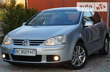 Volkswagen Golf V 2007 в Дрогобыче