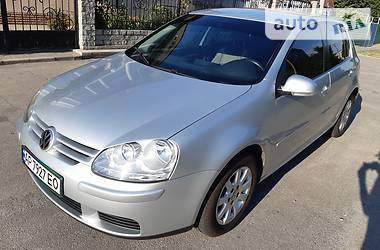 Volkswagen Golf V 2007 в Запоріжжі
