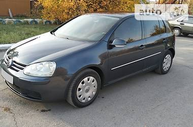 Volkswagen Golf V 2005 в Донецке