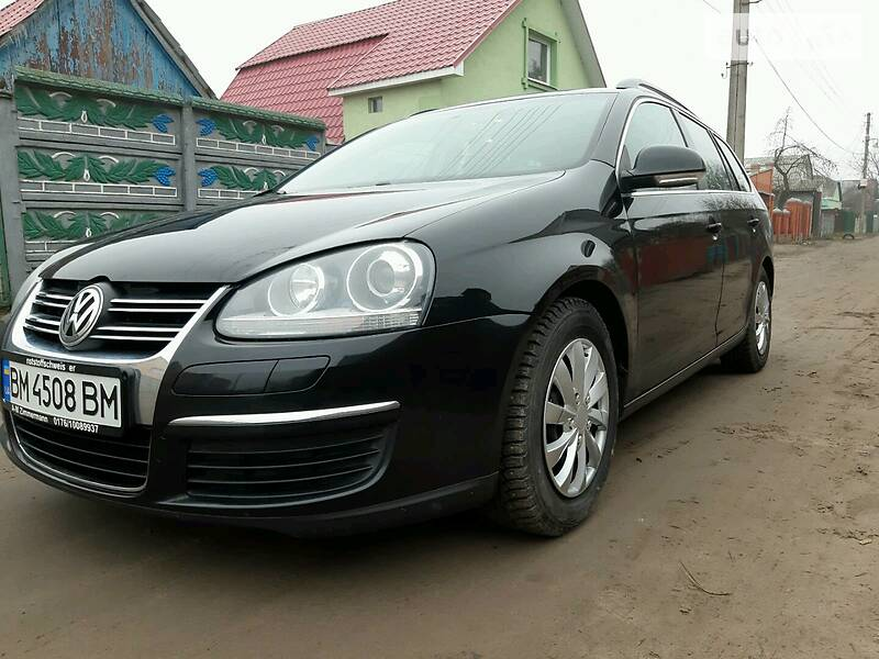 Volkswagen Golf V 2007 в Сумах