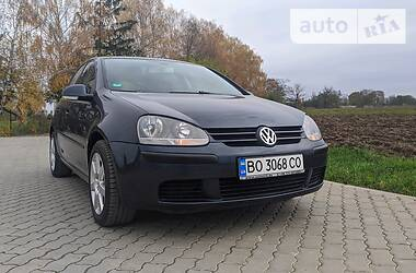 Volkswagen Golf V 2004 в Чорткове