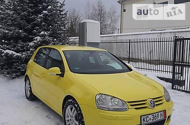 Volkswagen Golf V 2007 в Сваляве