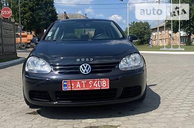 Хэтчбек Volkswagen Golf V 2007 в Костополе