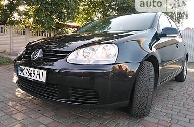 Хетчбек Volkswagen Golf V 2005 в Костопілі