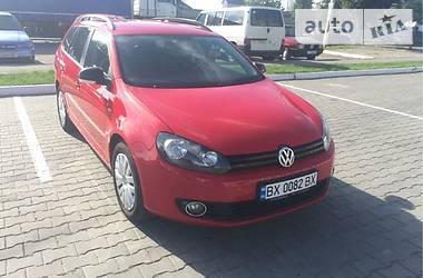 Volkswagen Golf Variant 2012 в Хмельницком