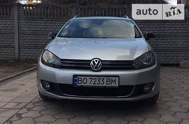 Volkswagen Golf VI 2011 в Тернополе