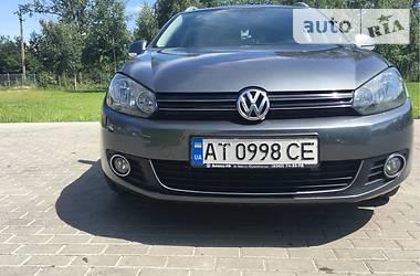 Volkswagen Golf VI 2012 в Ивано-Франковске