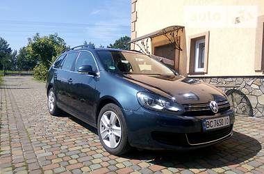 Volkswagen Golf VI 2010 в Стрые