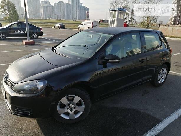Volkswagen Golf VI 2009 в Киеве
