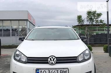 Volkswagen Golf VI 2012 в Мукачево