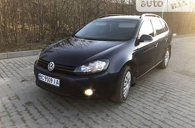 Volkswagen Golf VI 2011 в Львове