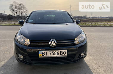 Volkswagen Golf VI 2012 в Полтаве