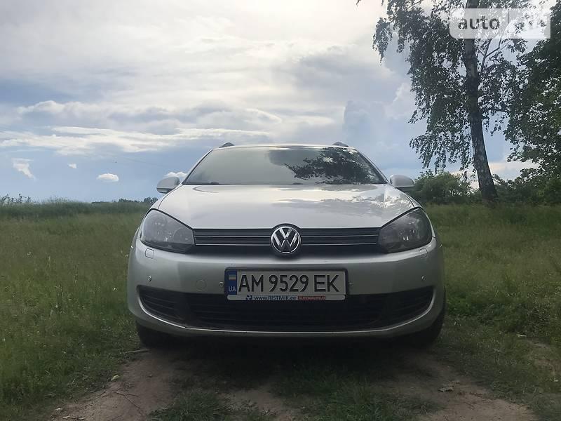 Универсал Volkswagen Golf VI 2010 в Любаре
