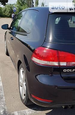 Купе Volkswagen Golf VI 2012 в Києві