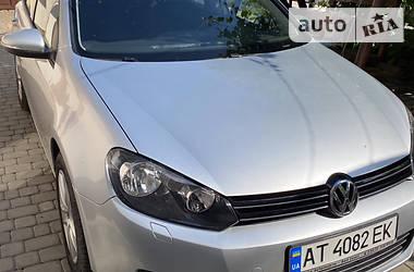 Хэтчбек Volkswagen Golf VI 2009 в Черновцах