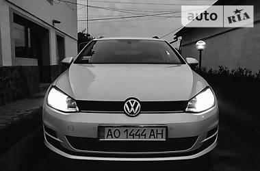 Volkswagen Golf VII 2014 в Ужгороде