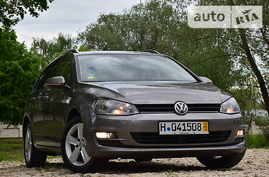 Volkswagen Golf VII HIGHLINE PANORAMA