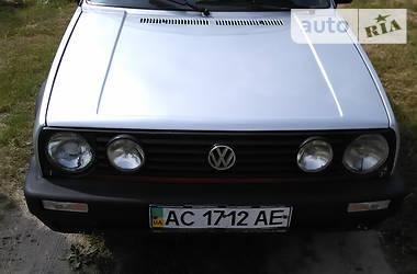 Volkswagen Jetta 1987 в Луцке