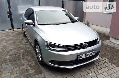 Volkswagen Jetta 2013 в Ивано-Франковске