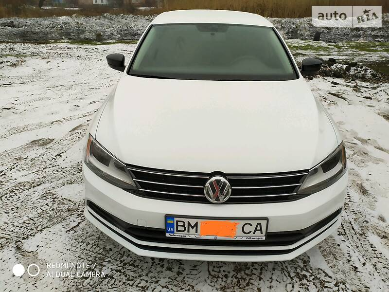 Volkswagen Jetta 2016 в Ромнах