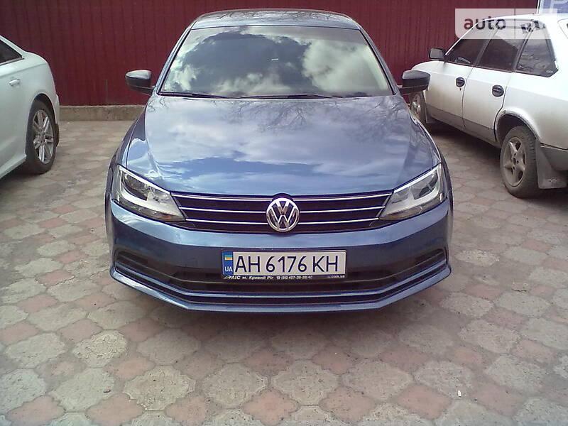 Volkswagen Jetta 2016 в Бахмуте