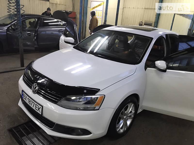 Volkswagen Jetta 2012 в Городке