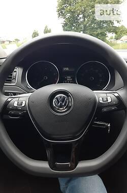 Седан Volkswagen Jetta 2017 в Ромнах