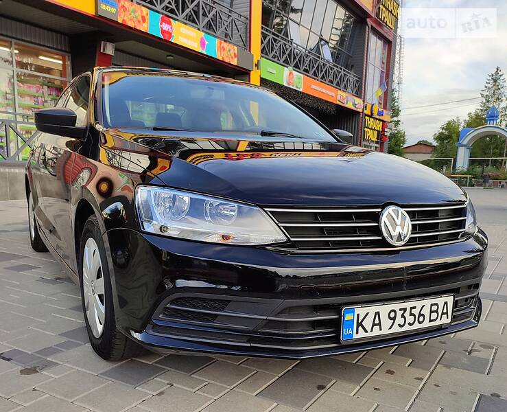 Volkswagen Jetta Sedan 2.0
