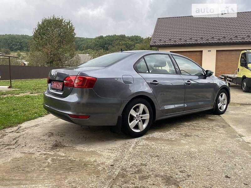 Volkswagen Jetta EUROPA TDI