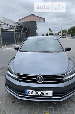 Седан Volkswagen Jetta 2015 в Петропавлівській Борщагівці