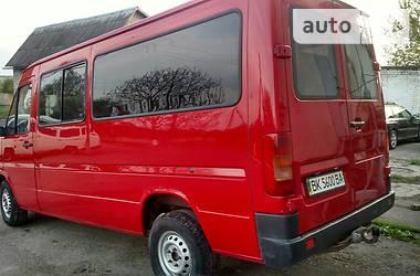 Volkswagen LT груз.-пасс. 2001