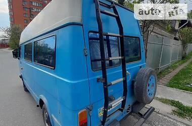 Volkswagen LT груз.-пасс. 1991 в Тернополе