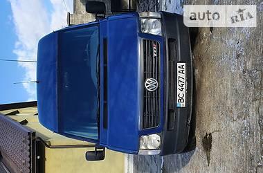 Volkswagen LT груз.-пасс. 2005 в Стрые