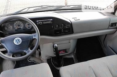 Легковой фургон (до 1,5 т) Volkswagen LT груз.-пасс. 2004 в Ужгороде