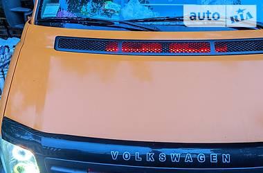 Легковой фургон (до 1,5 т) Volkswagen LT груз.-пасс. 1998 в Ильинцах