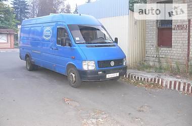 Volkswagen LT груз. 2000 в Донецке