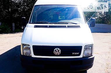 Volkswagen LT груз. 2005 в Запорожье