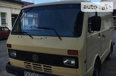 Volkswagen LT груз. 1990 в Ужгороде