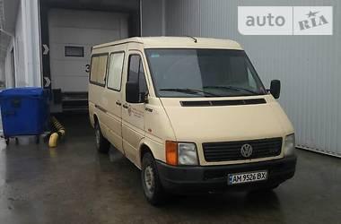 Volkswagen LT груз. 1997 в Житомире