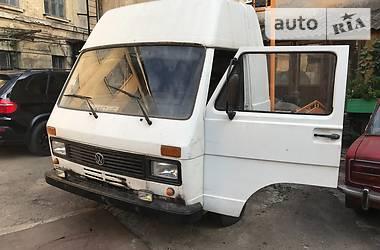Volkswagen LT груз. 1982 в Одессе